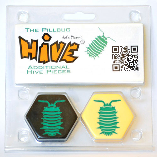 Hive: The Pillbug Expansion