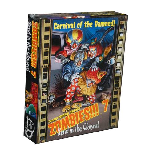 Zombies!!! 7: Send in the Clowns Expansion (Last Chance)