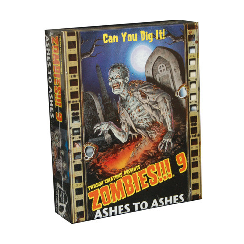 Zombies!!! 9: Ashes to Ashes Expansion (Last Chance)