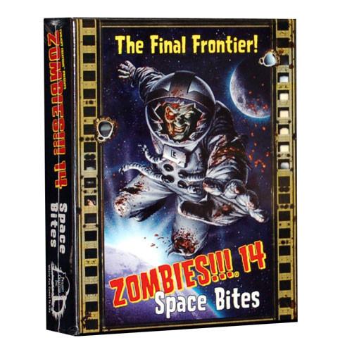 Zombies!!! 14: Space Bites
