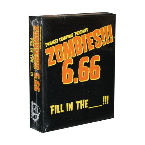 Zombies!!! 6.66: Fill in the _______! Expansion