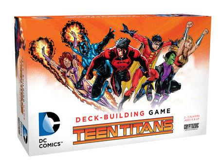 DC Comics Deckbuilding Game: Teen Titans