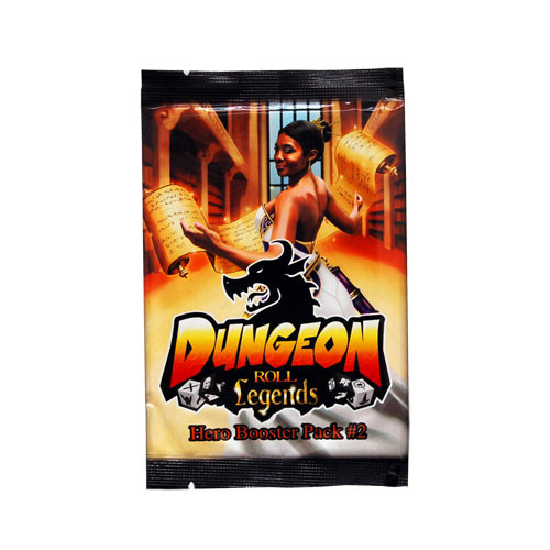 Dungeon Roll: Hero Booster Pack #2