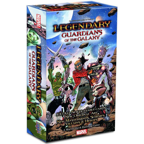 Legendary: Marvel Deck Building Game - Guardians of the Galaxy Exp