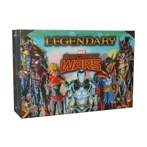 Legendary: Marvel Deck Building Game - Secret Wars Expansion Vol. 1