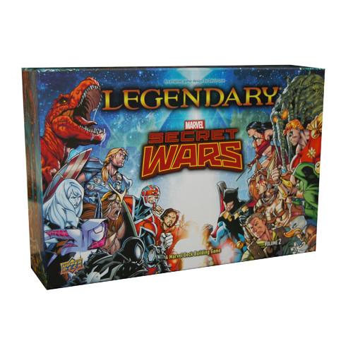 Legendary: Marvel Deck Building Game - Secret Wars Expansion Vol. 2
