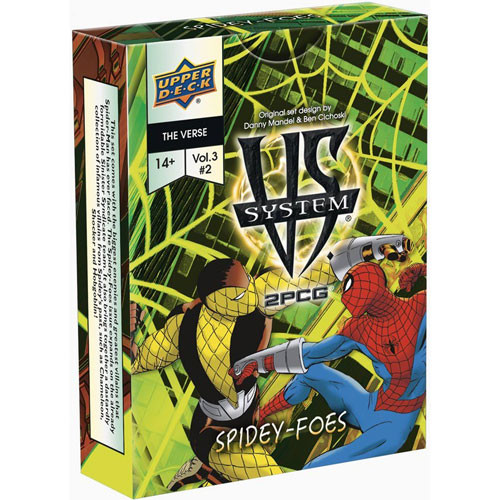 Vs. System 2PCG: The Verse - Spidey-Foes Expansion