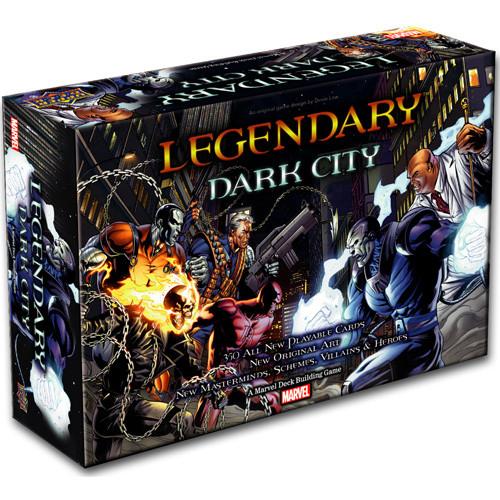 Legendary: Marvel Deck Building Game - Dark City Expansion