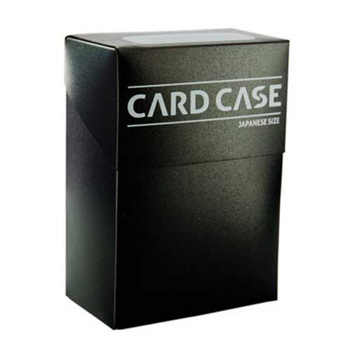 Ultimate Guard Card Case Japanese Size: Black