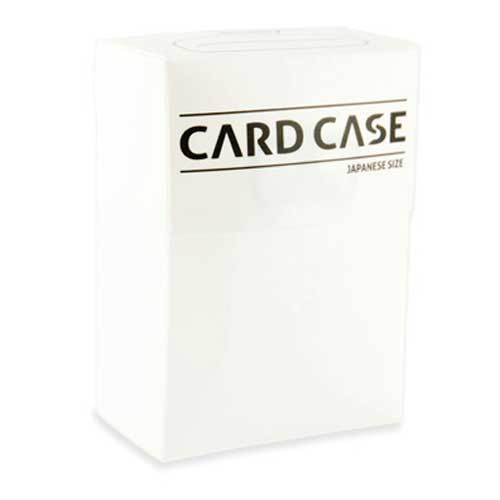 Ultimate Guard Card Case Japanese Size: White