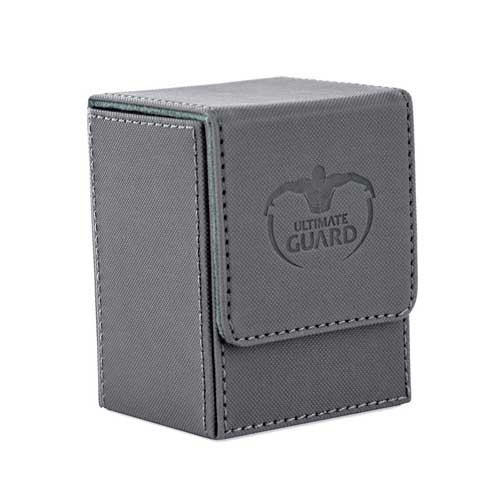 Ultimate Guard Flip Deck Case 80+: XenoSkin - Grey