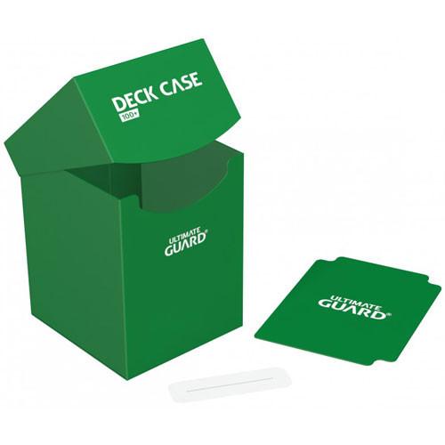 Ultimate Guard Deck Case 100+: Green
