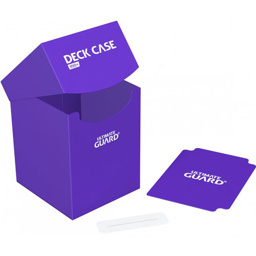 Ultimate Guard Deck Case 100+: Purple