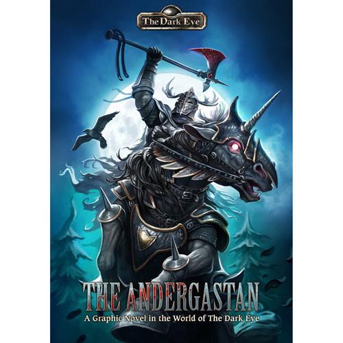 The Dark Eye RPG: The Andergastan Graphic Novel (Hardcover)