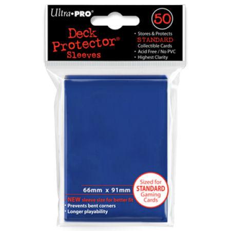 Ultra Pro Sleeves: Blue (50)