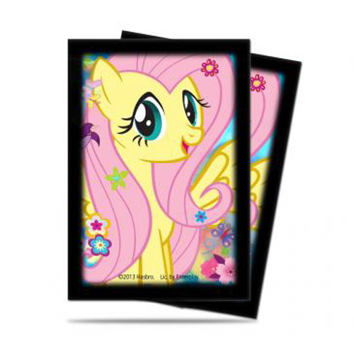 Ultra Pro Small Sleeves: My Little Pony - Fluttershy (60)