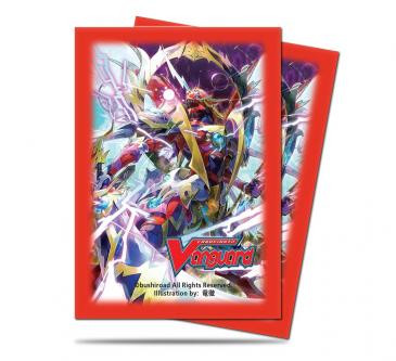 Ultra Pro Small Sleeves: Cardfight Vanguard - The Blood (55)