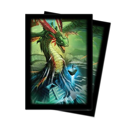 Ultra Pro Small Sleeves: Quetzalcoatl (60)