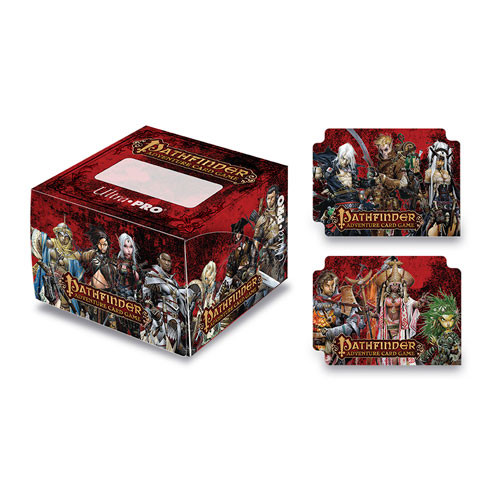 Ultra Pro Dual Deck Box: Pathfinder Adventure Card Game