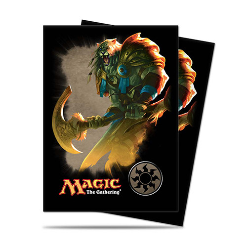 Ultra Pro Sleeves: Magic - Ajani Planeswalker (80)