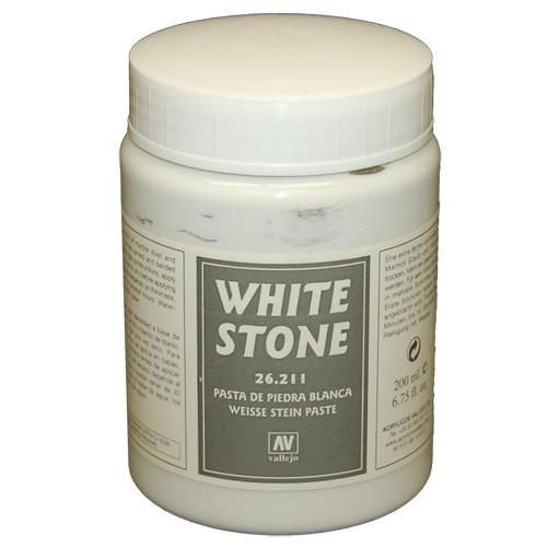 Vallejo Stone Texture: White Stone Paste (200ml)