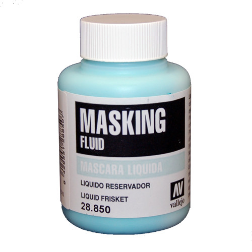 Vallejo Auxiliary Products - Masking Fluid (85ml)