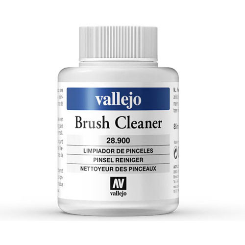 Vallejo Auxiliary Products - Alcohol Brush Cleaner (85ml)