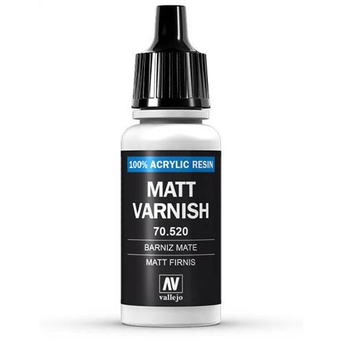 Vallejo Matte Varnish