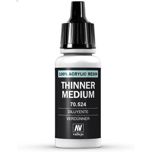 Vallejo Thinner Medium