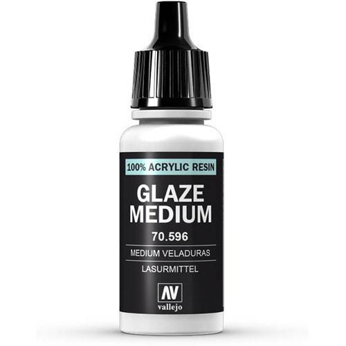 Vallejo Glaze Medium (17ml)
