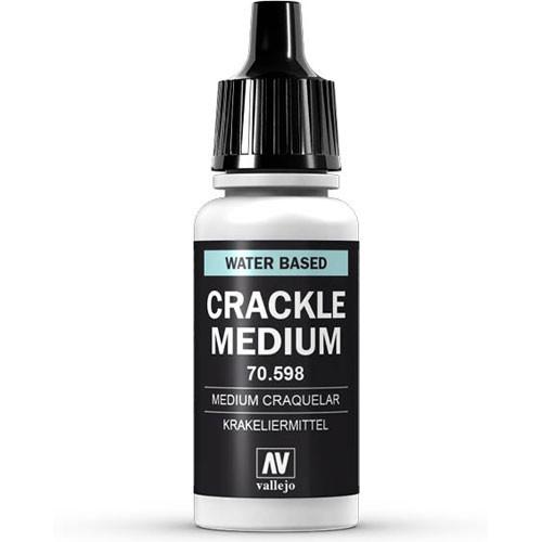 Vallejo Crackle Medium