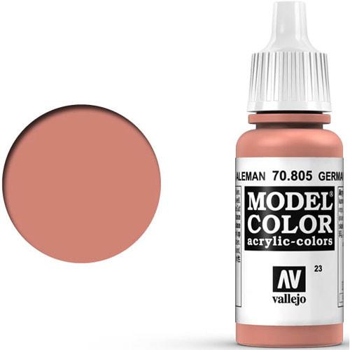 Vallejo Model Color Paint: German Orange