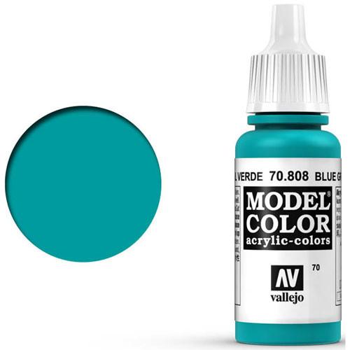 Vallejo Model Color Paint: Blue Green