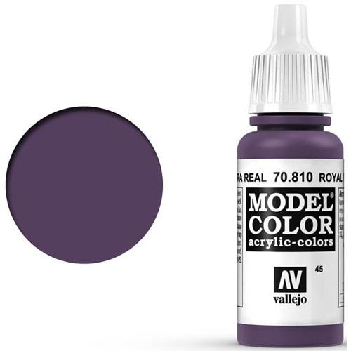 Vallejo Model Color Paint: Royal Purple