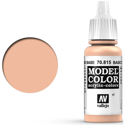 Vallejo Model Color Paint: Basic Skin Tone