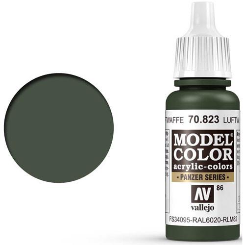 Vallejo Model Color Paint: Luftwaffe Camo Green