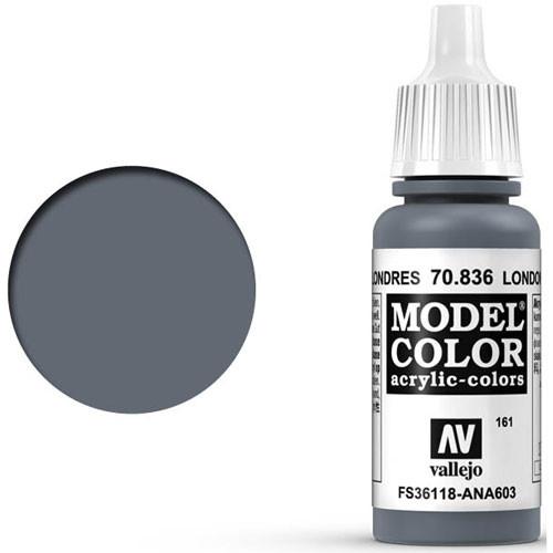 Vallejo Model Color Paint: London Grey