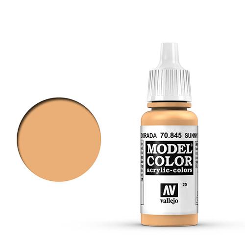 Vallejo Model Color Paint: Sunny Skin Tone