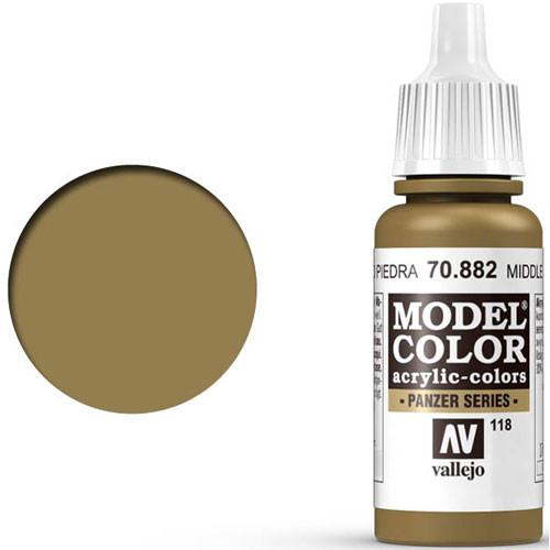 Vallejo Model Color Paint: Middlestone