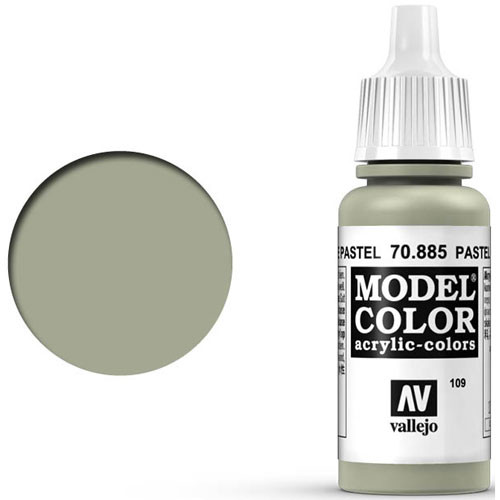 Vallejo Model Color Paint: Pastel Green