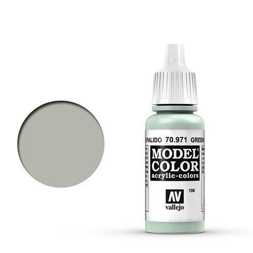 Vallejo Model Color Paint: Green Grey