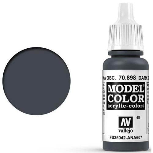Vallejo Model Color Paint: Dark Sea Blue