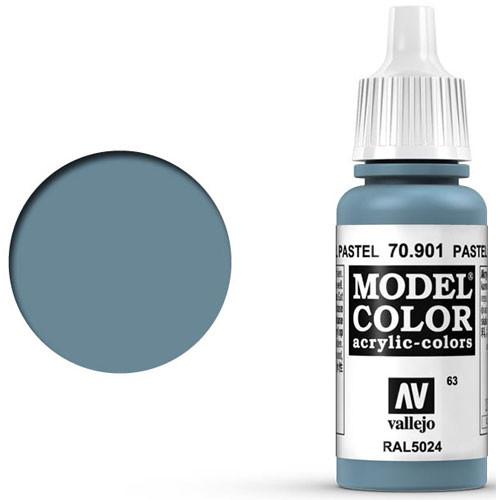 Vallejo Model Color Paint: Pastel Blue