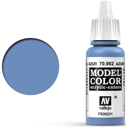Vallejo Model Color Paint: Azure