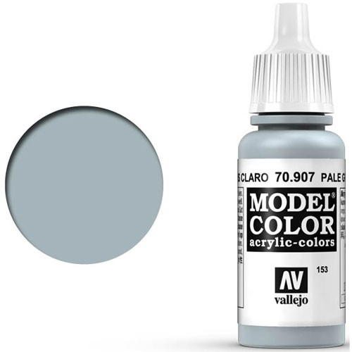 Vallejo Model Color Paint: Pale Grey Blue