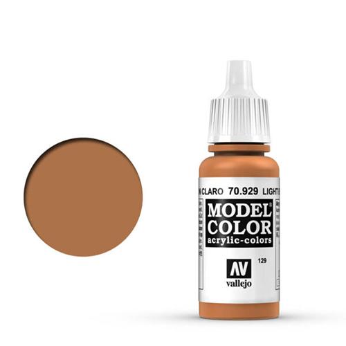Vallejo Model Color Paint: Light Brown