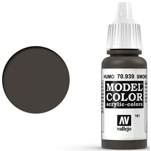 Vallejo Model Color Paint: Smoke