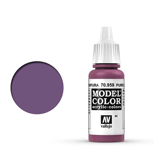 Vallejo Model Color Paint: Purple