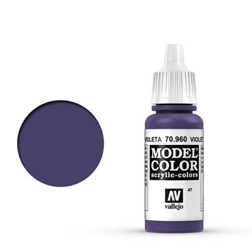 Vallejo Model Color Paint: Violet
