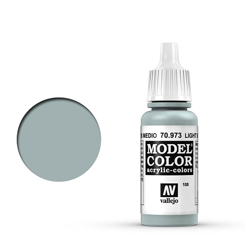 Vallejo Model Color Paint: Light Sea Grey